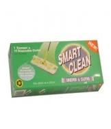 Smart Clean  Ηλεκτοστατικά Πανάκια  15 + 5 Δώρο