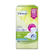 Tena Lady Mini Plus 16  Σερβιέτες