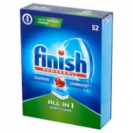 Finish Ταμπλέτες Πλυντηρίου Πιάτων Όλα σε  1  52 Τεμάχια