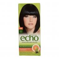 Echo Βαφή Μαλλιών N/Β με Εκχύλισμα Ελιάς και Βιταμίνη c 60 ml