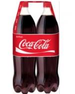 Coca cola 2 x 1 Lt