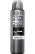 Dove Αποσμητικό Σώματος Invisible Dry Men 150 ml