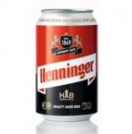 Henninger Μπύρα Κουτί 330 ml