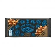 Παυλίδης Σοκολάτα Υγείας εκλεκτή με 70 % Κακάο Αλατισμένο Αμύγδαλο 100 gr