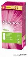 Carefree plus Aloe  Σερβιέτάκια 20 Τεμάχια