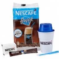 Nescafe Στιγμιαίος Καφές Φραπέ Xωρίς Γάλα Σέικερ 3,5gr