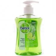 Dettol Αντιβακτηριδιακό Κρεμοσάπουνο με Κίτρο 250 ml