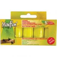 Moufflon Μυγοπαγίδα  4+1 Δώρο