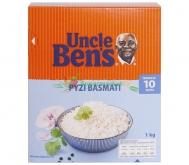 Uncle Ben's Μπασμάτι 500 gr