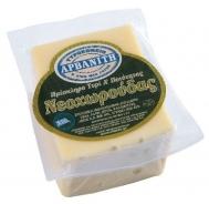 Αρβανίτη Ντόπιο Ημίσκληρο Τυρί Νεοχωρούδας  Ζάρι 350 gr