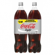 Coca Cola Light 2x1.5 L