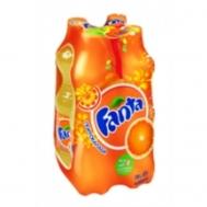 Fanta Πορτοκαλάδα 4x500 ml
