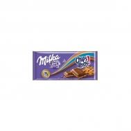 Milka Σοκολάτα Chips Ahoy 100gr