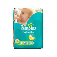 Pampers Active  Baby Dry  No  4  13  Τεμαχια