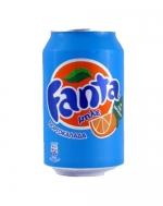 Fanta Πορτοκαλάδα Μπλε 330 ml