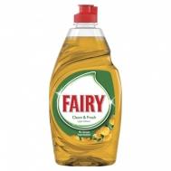 Fairy Clean & Fresh Υγρό Πιάτων Πορτοκάλι 400 ml