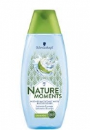 Schwartzkopf  Nature Moments Coconut Σαμπουάν 400 ml