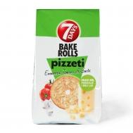 Pizzeti Παξιμάδια Τυρί Τομάτα και Σκόρδο 80 gr