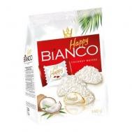 Happy Bianco Γκοφρετάκια με Καρύδα 140 gr