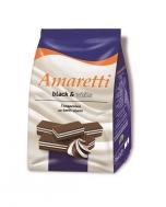 Amaretti Γκοφρετάκια Black & White 135 gr