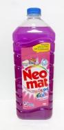 Neomat Eco Υγρό Πλυντηρίου Άγριο Τριαντάφυλλο 45 Μεζούρες