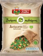 Μπάρμπα Στάθης Βιολογικές Καλλιέργιες  Ανάμικτα Λαχανικά 450 gr