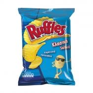 Ruffles Πατατάκια Αλάτι 110 gr