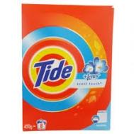 Tide + Lenor  Scent of Touch Σκόνη για Πλύσιμο στο Χέρι 450 gr