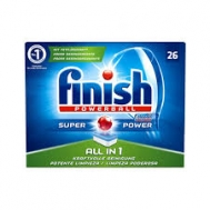 Finish Ταμπλέτες Πλυντηρίου Πιάτων Όλα σε  1 26 Τεμάχια
