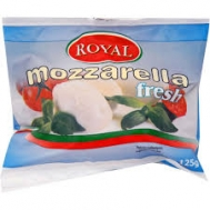 Royal Mozzarella φρέσκια 125 gr