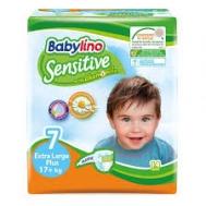 Babylino Sensitive Πάνες Νο 7   14 Τεμάχια