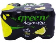 Green   Λεμονάδα  330 ml 5+1 Δώρο