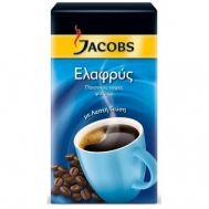 Jacobs Ελαφρύς Ποιοτικός Καφές Φίλτρου Με Λεπτή Γεύση 250  gr