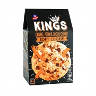 Αλλατίνη Soft Kings Caramel 180 gr