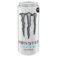Monster Energy Ultra White 500 ml