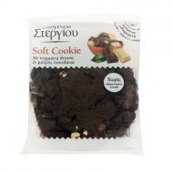 Στεργίου Μπισκότο Soft Cookie Σοκολάτα 100 gr