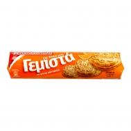 Παπαδοπούλου Γεμιστά Μπισκότα Πορτοκάλι 200 gr