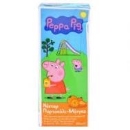 Peppa Pig  Χυμός Νέκταρ Πορτοκάλι Μάνγκο 250 gr