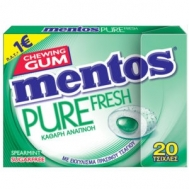 Mentos Pure Fresh Spear Mint  28  gr