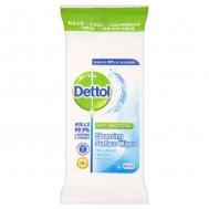 Dettol Αντιβακτηριακά Πανάκια Καθαρισμού 20 Τεμάχια