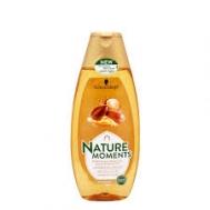 Schwartzkopf  Nature Moments Argan Oil Σαμπουάν 400 ml