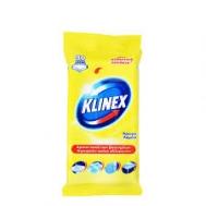 Klinex Πανάκια  Καθαρισμού  Λεμόνι 36 Τεμάχια