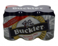 Buckler μπύρα 330 ml 5+1 Δώρο