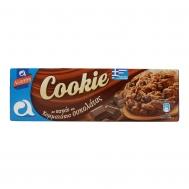 Αλλατίνη Cookies Μπισκότα  Κακάο & Κομμάτια Σοκολάτας  175 gr