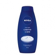 Nivea Cream & Care Αφρόλουτρο 750 ml