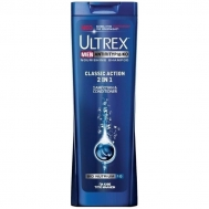 Ultrex Σαμπουάν Classic Action 2 σε 1 400 ml