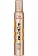 Wellaflex Αφρός Μπούκλες Strong Hold No3 200 ml