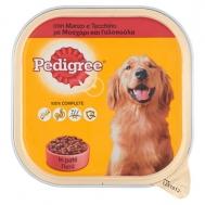 Pedigree Σκυλοτροφή με Συκώτι & Μοσχάρι 300 gr