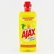 Ajax Υγρό Δαπέδου Λεμόνι 1 lt