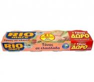 Rio Mare Τόνος σε Λάδι 3+1 Δώρο x80 gr